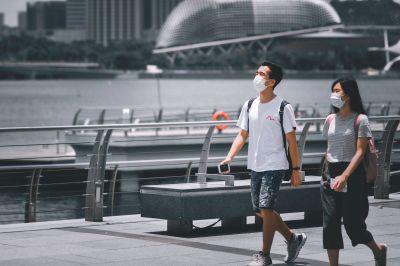 Can we travel wearing facemasks coronavirus