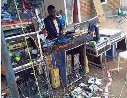 Funny Names DJ Creative Photos