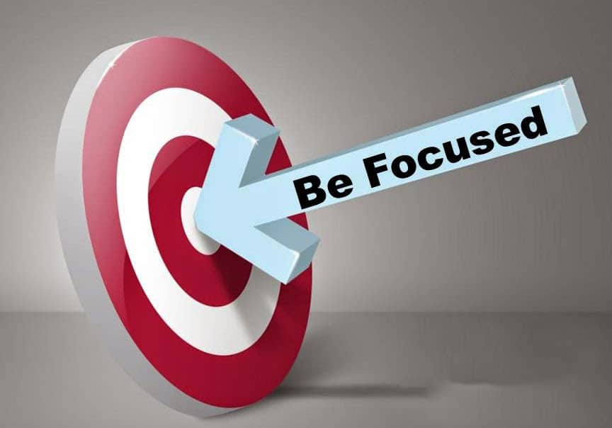 Image result for focus on the goal