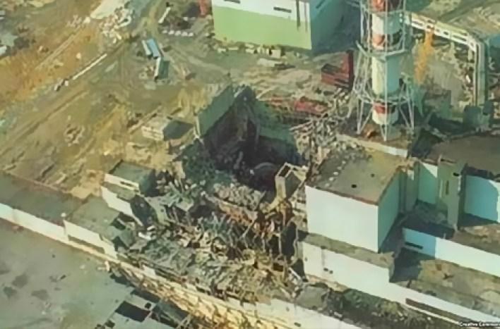 مفاعل تشيرنوبل موقع حديث الصباح