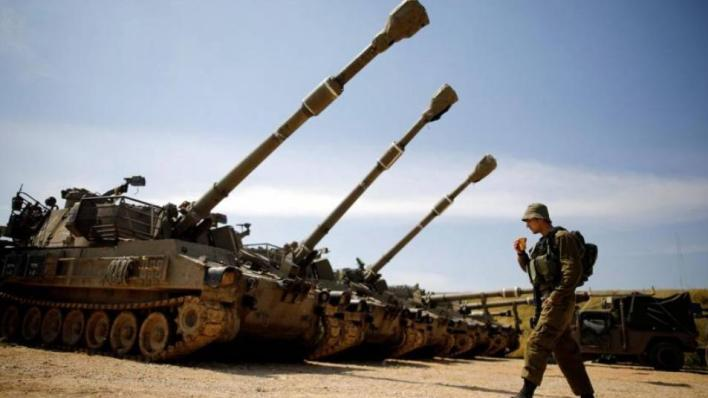 قوات اليش الاسرائيلي