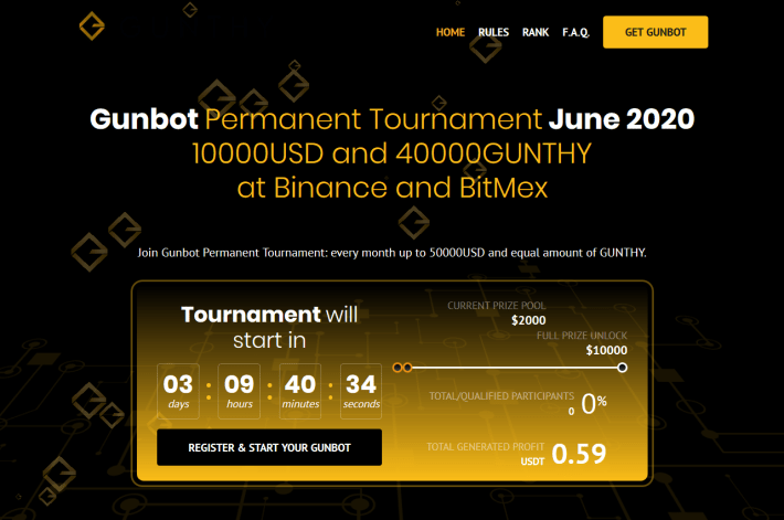 New Gunbot Permanent Tournament - June 2020 5