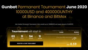 New Gunbot Permanent Tournament - June 2020 6