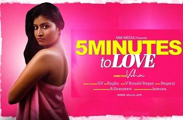 ? 5 Minutes of Love (2020) Season 01 Episodes 01 || Jollu App - Tamil