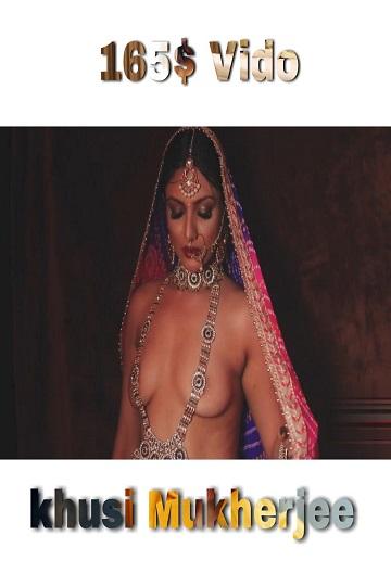 Sexy Khushi mukharjee's $165 Hot Mini Video