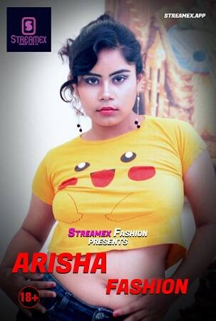 Arisha Fashion StreamEX Sexy Nude Video Reloaded (2021)