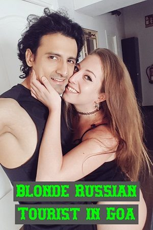 [NiksIndian] Blonde Russian Tourist in Goa 2021 Sexy Xxx Vid