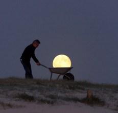 carretilla luna