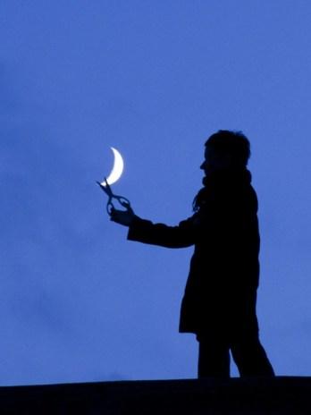 corta luna