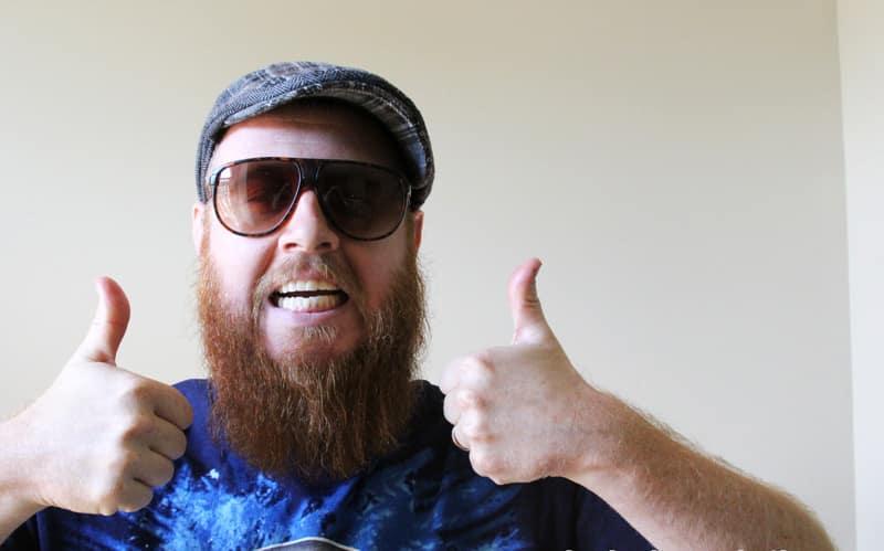 Y tu barba ahora debería verse increíble.