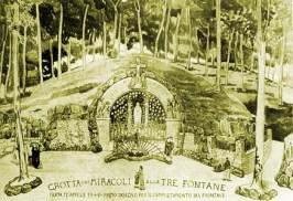 Projeto de construção do santuário