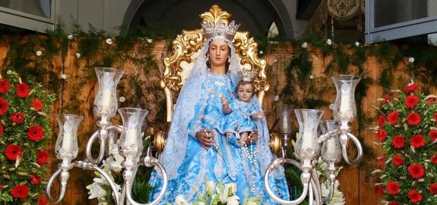 Verbena honor Virgen de Gracia 2019 parallax