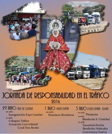 Cartel Jornada Trafico 2016