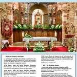 Actos en honor a la Virgen del Collado con motivo dela festividad del Rosario