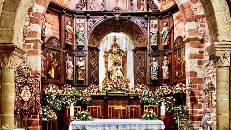 Actos por la Festividad de la Asunción de la Virgen María – 2019