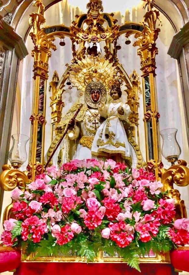 Cartel Natividad 2019 - Virgen del Collado