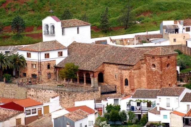 Vista de Santa María por Juan Soriano