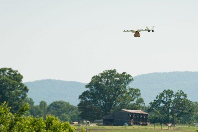federal drone program