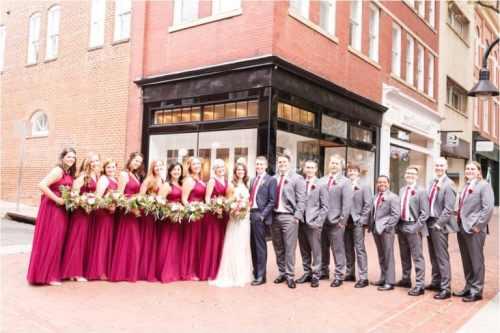 old metropolitan hall charlottesville wedding