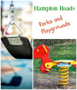 Hampton Roads Parks and Playgrounds