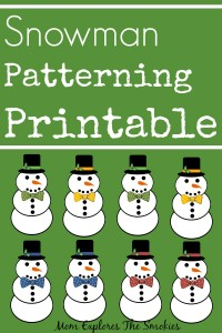 Snowman-Patterning-Printable-Mom-Explores-The-Smokies