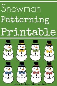 Snowman-Patterning-Printable-Mom-Explores-The-Smokies