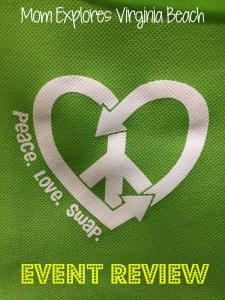 Local peace.love.swap Event