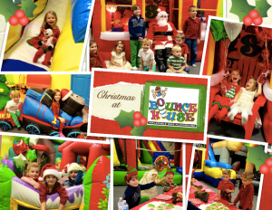 Christmas Party at Virginia Beach Bounce House