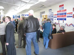 Crowd from Sen. Graham Event (2)