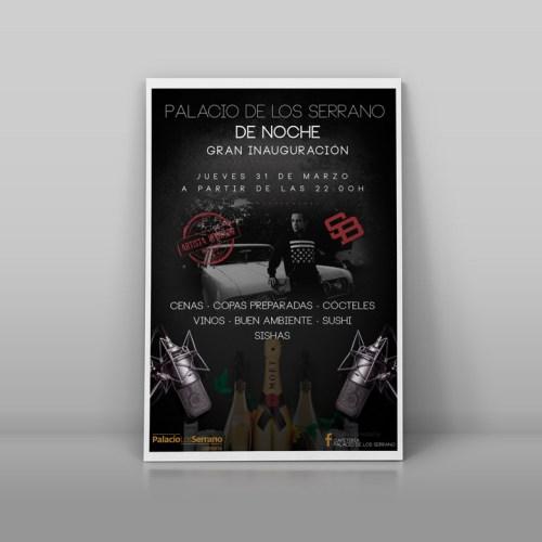 diseño de cartel musica
