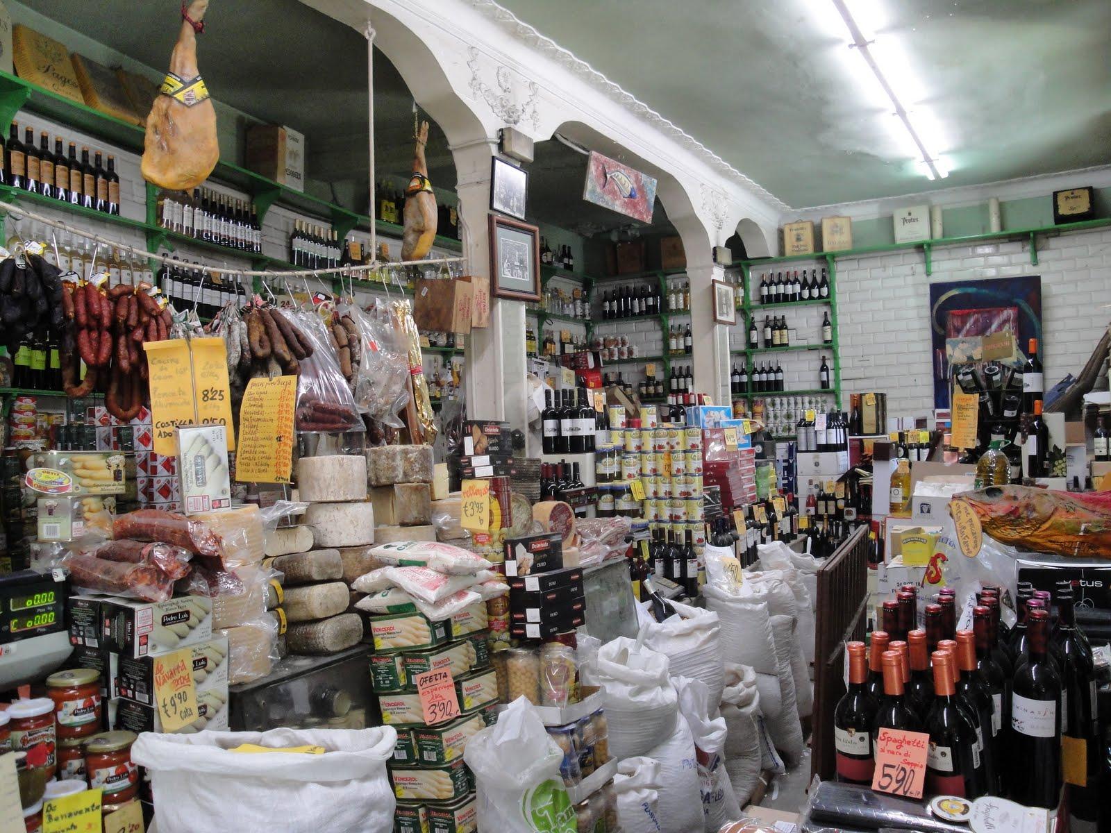 tienda del bacalao Valladolid