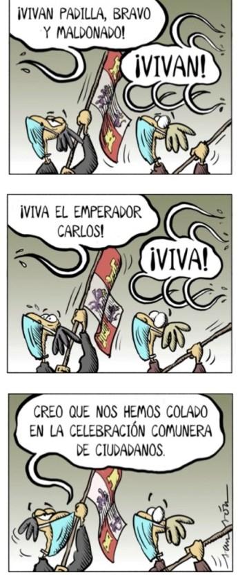 Viñeta de Sansón