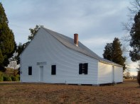 White Oak Primitive Baptist Church, Stafford County, VA. (circa 1789?)