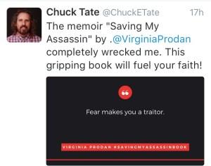 Chuck endorsement