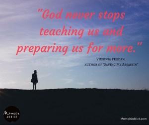 God and us
