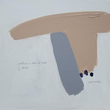 Seronda · 2016 · 40 x 40 cm /private collection/
