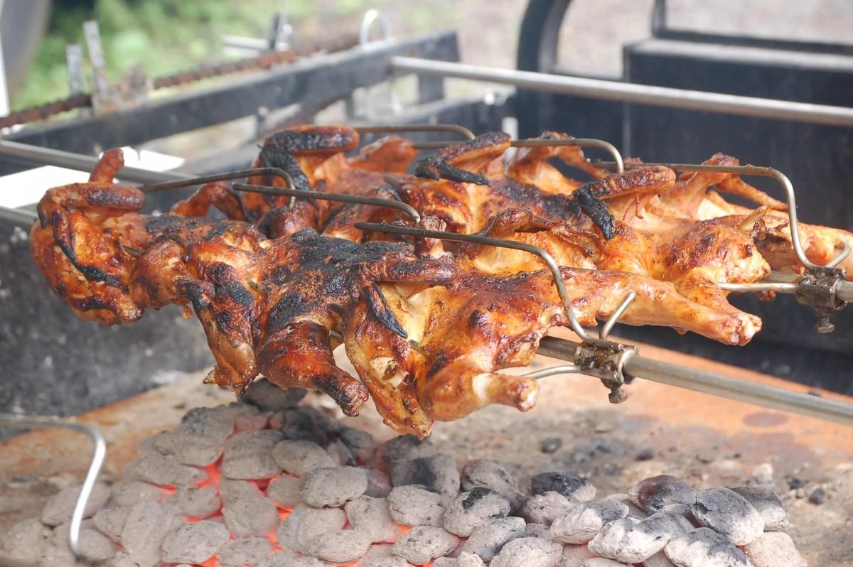 Grilled Chicken on www.virginiawillis.com