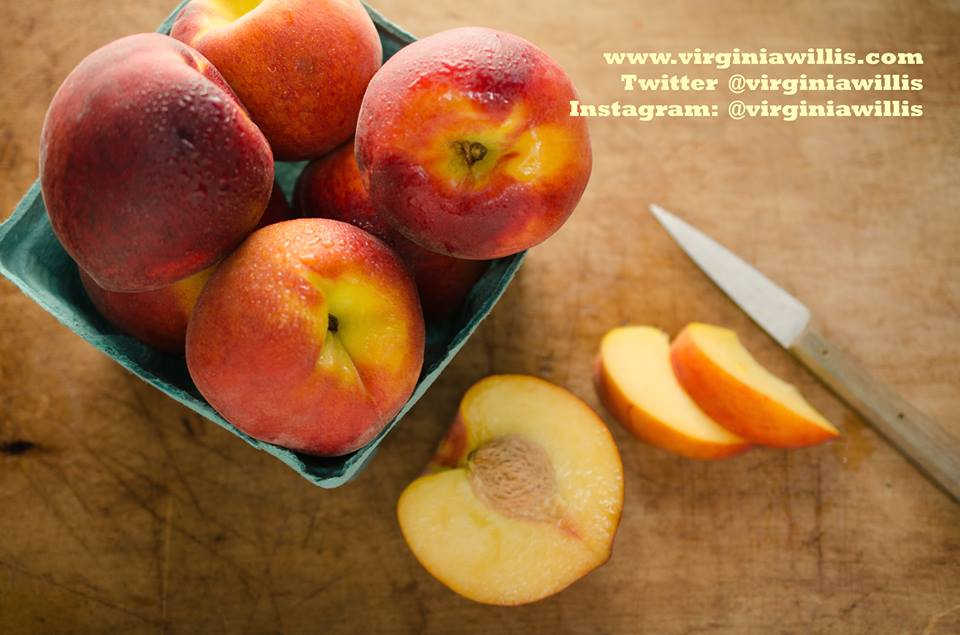 peaches on www.virginiawillis.com