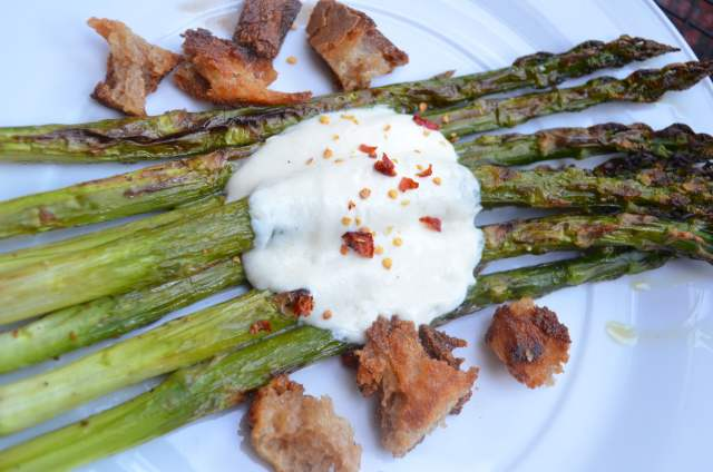 How to Cook Asparagus on www.virginiawillis.com