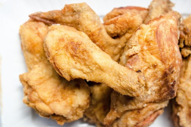 Fried Chicken on www.virginiawillis.com