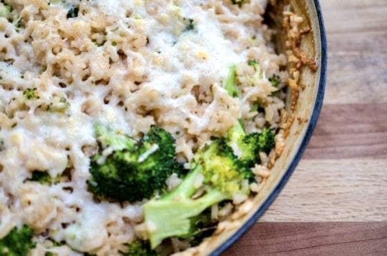 Baked Risotto on virginiawillis.com