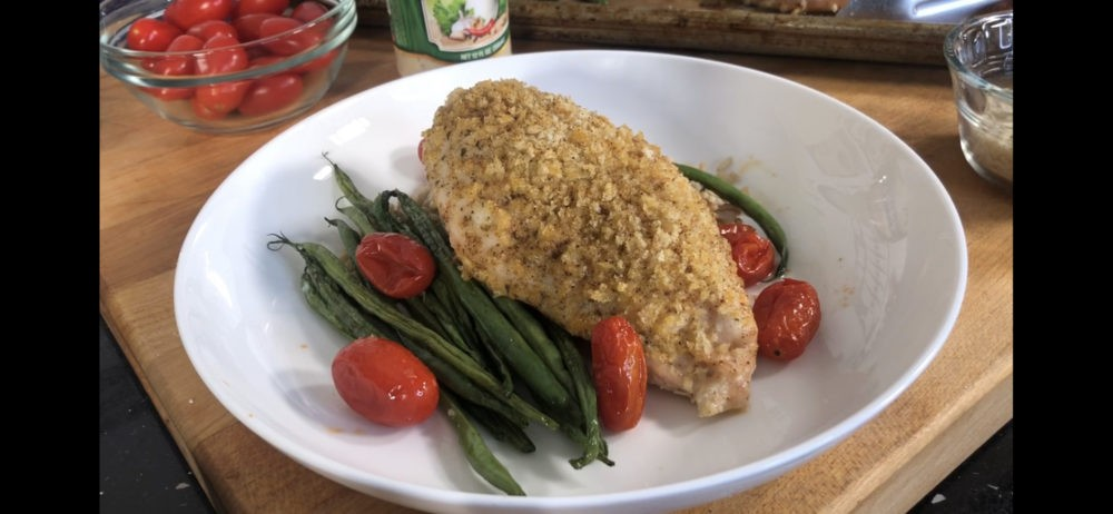 Meal Plan Monday with Creole Buttermilk Chicken on Good Day Atlanta