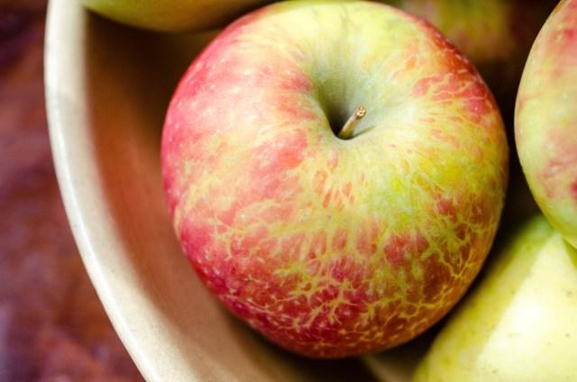 One Bowl Apple Snack Cake