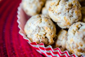 Recipe Makeover: Sausage-Pecan Balls