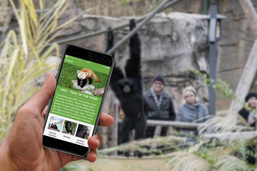 Virignia Zoo App