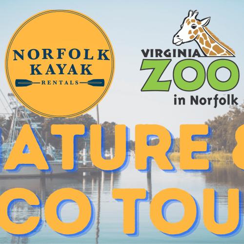 Logo for Nature & Eco Kayak Tours
