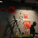 """""""J'attendrai"""" au Zeppelin, à Lille dans le cadre de l'exposition intitulée """"Pas Perdus"""" avec le collectif a.p.i.'c."""
