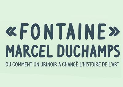 «Fountain» de Marcel Duchamp