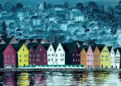 Maisons norvegiennes