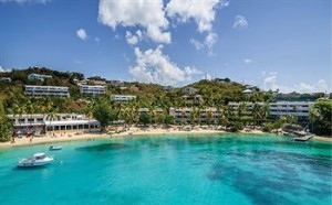 Elysian Beach in St. Thomas